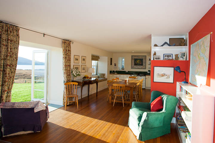 The Smithy, Isle of Mull Self Catering